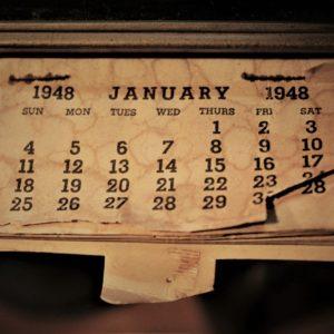 Plan mensuel