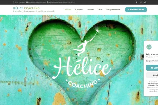 Helice Coaching